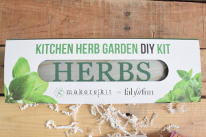 MakersKit Herb Garden