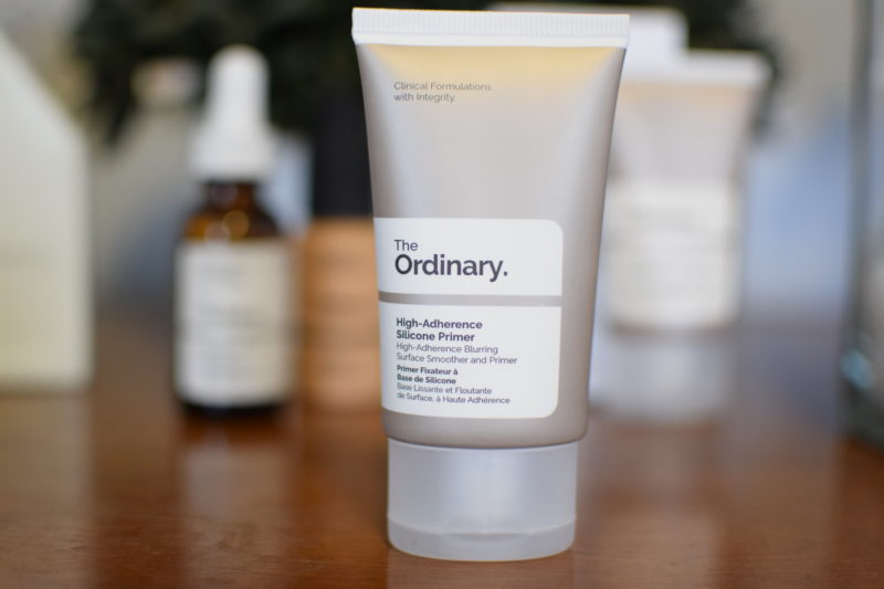 deciem, skincare, face, skin products, silicone primer, high adherence
